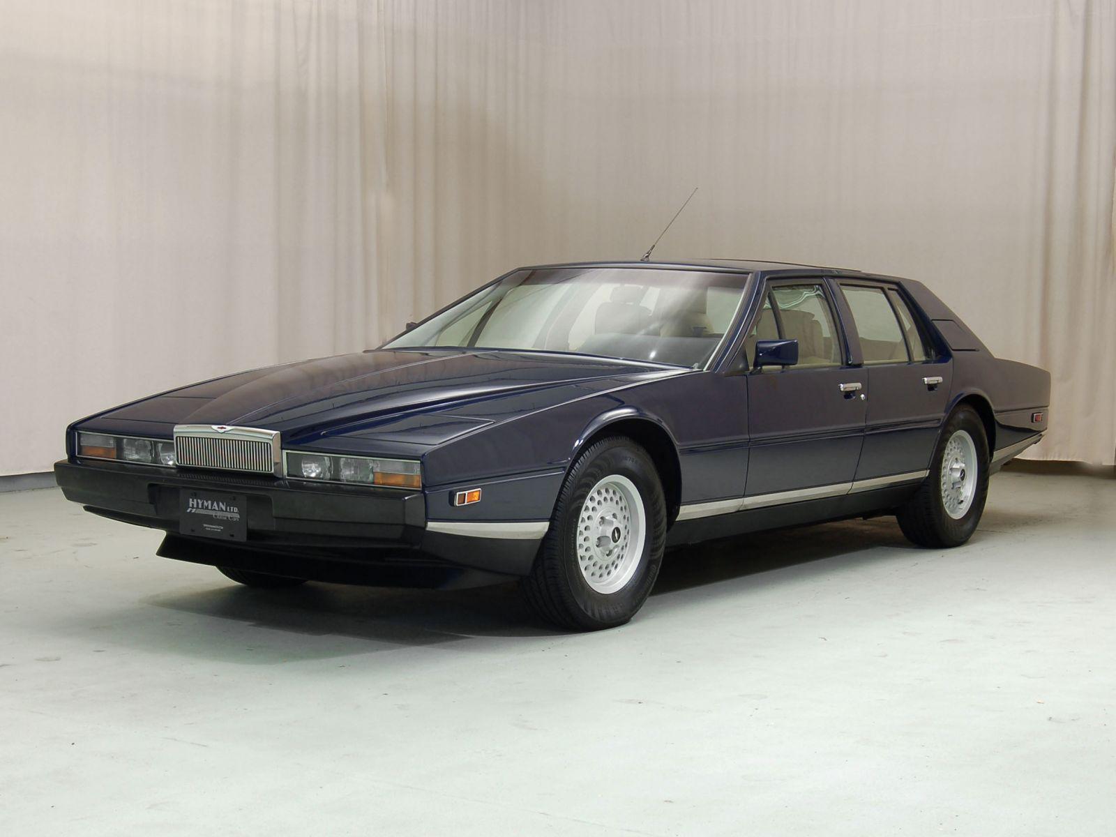 1984 Aston Martin Lagonda Sold By Hyman Ltd Classic Cars