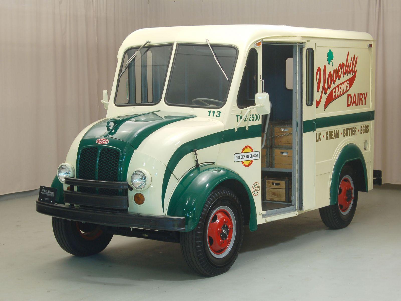 1965 Divco Milk Truck | Hyman Ltd