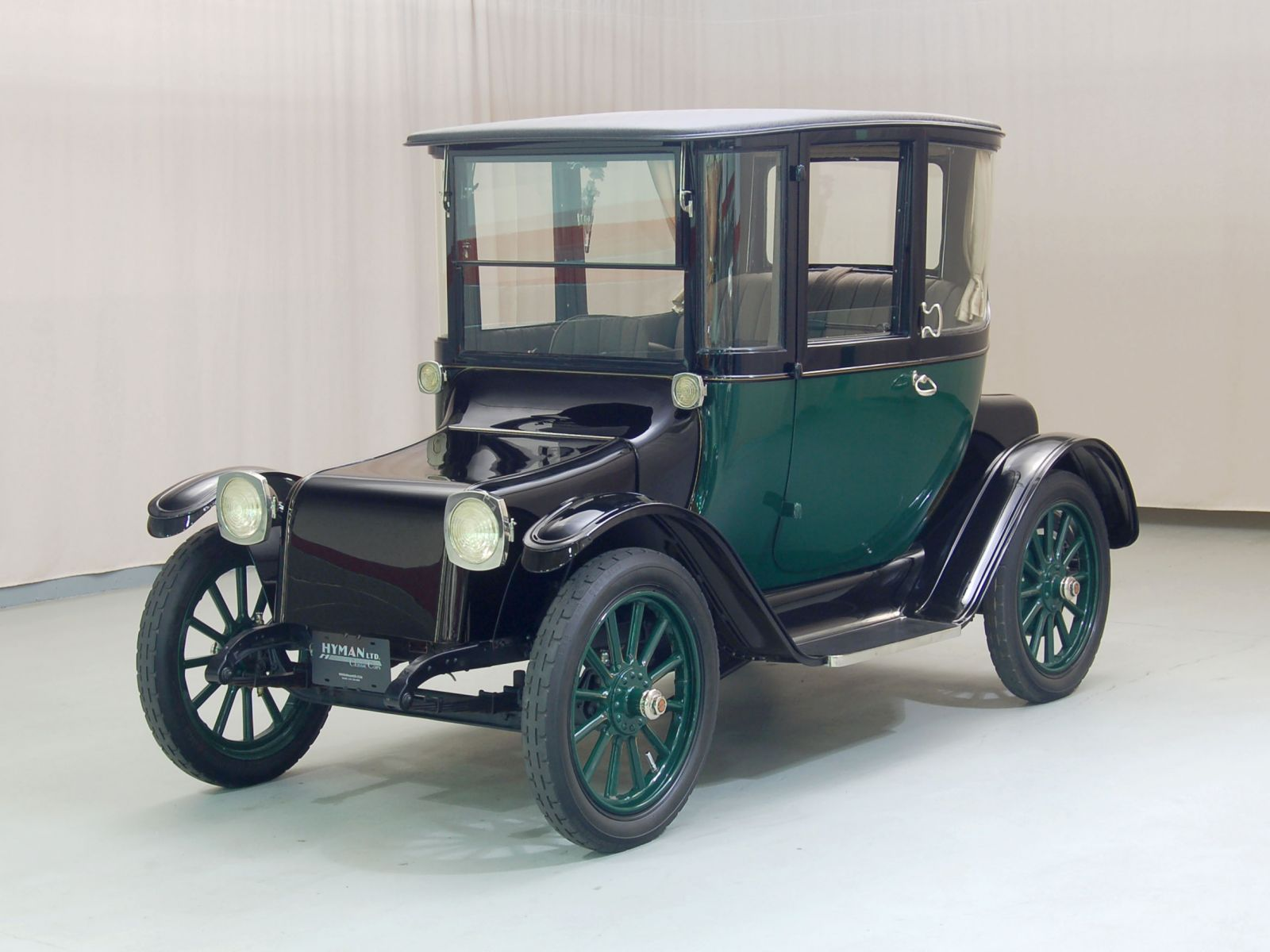 Anderson Electric Car Company Detroit