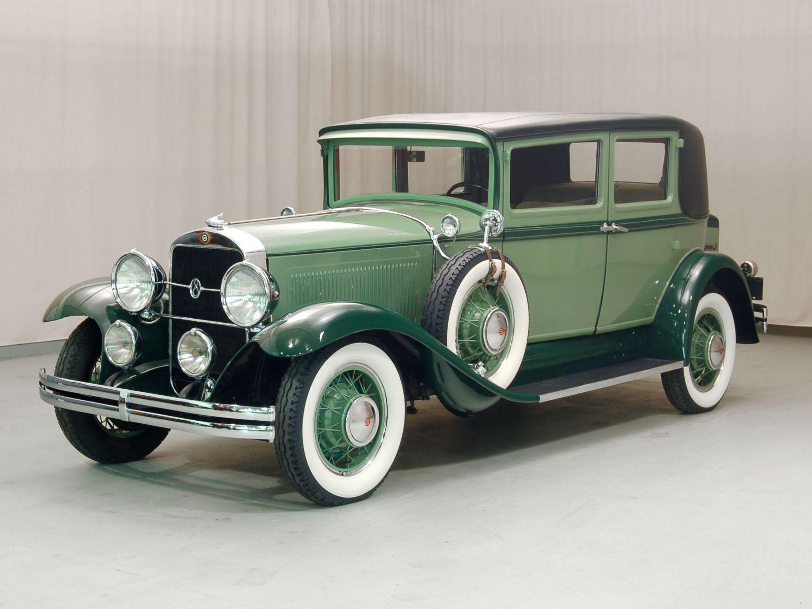 1930 Studebaker President Hyman Ltd