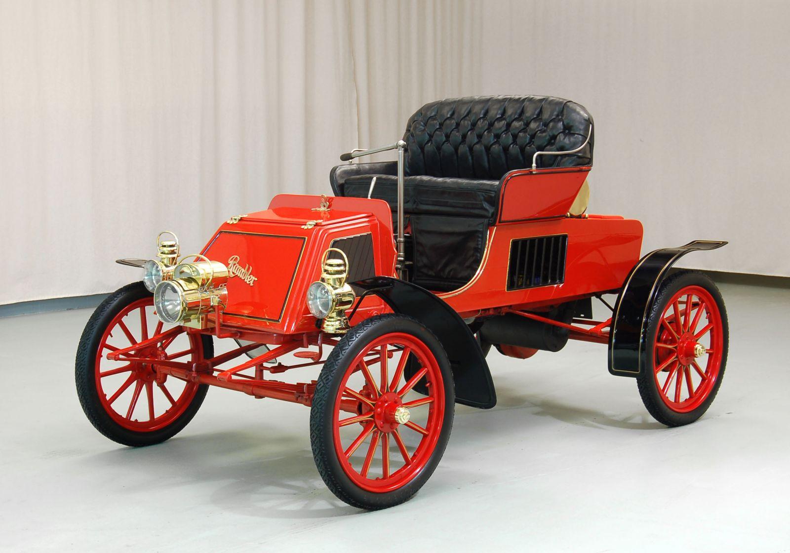 Automobile Club Of America >> 1902 Rambler | Hyman Ltd. Classic Cars