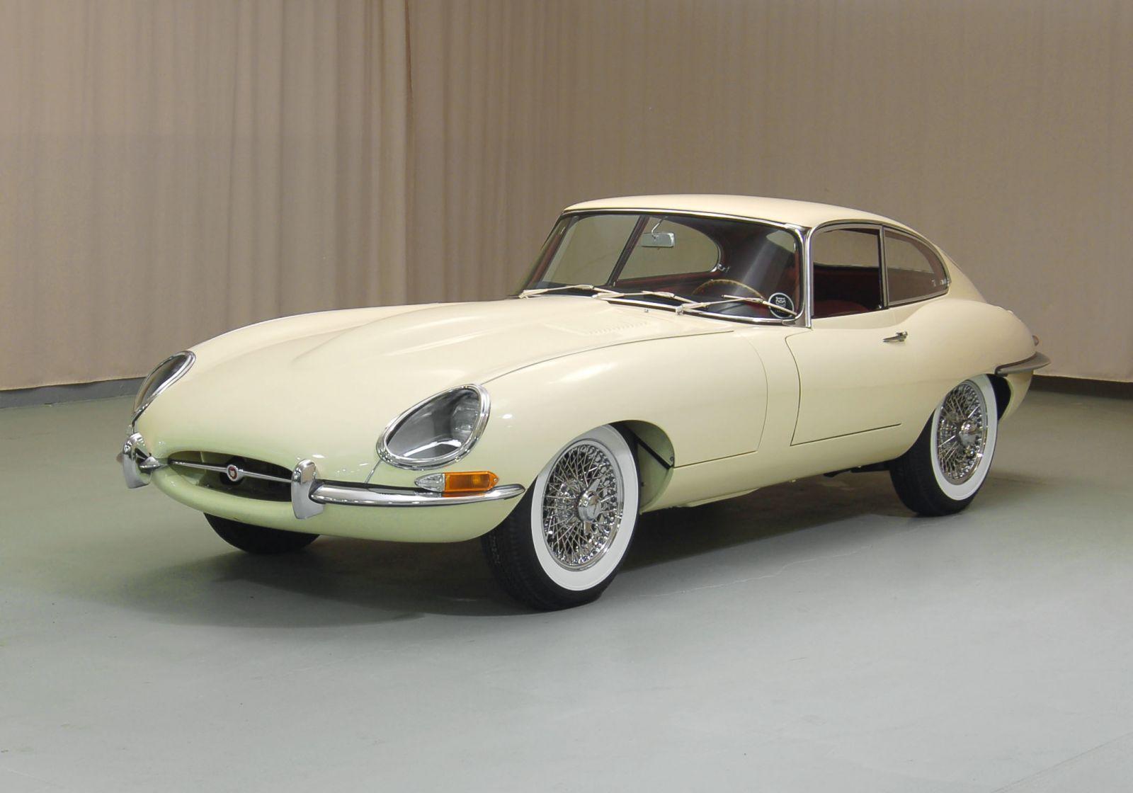 1964 Jaguar E-type Series 1   Hyman Ltd.