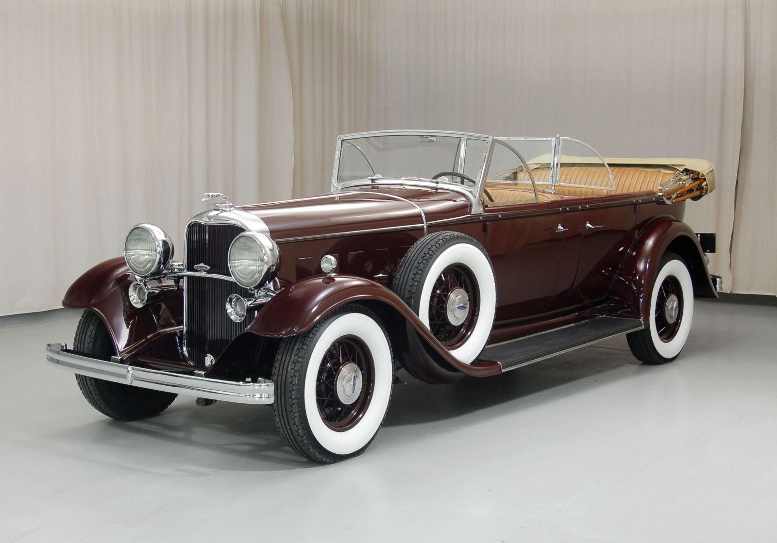 1932 Lincoln KB Sport Touring | Hyman Ltd. Classic Cars