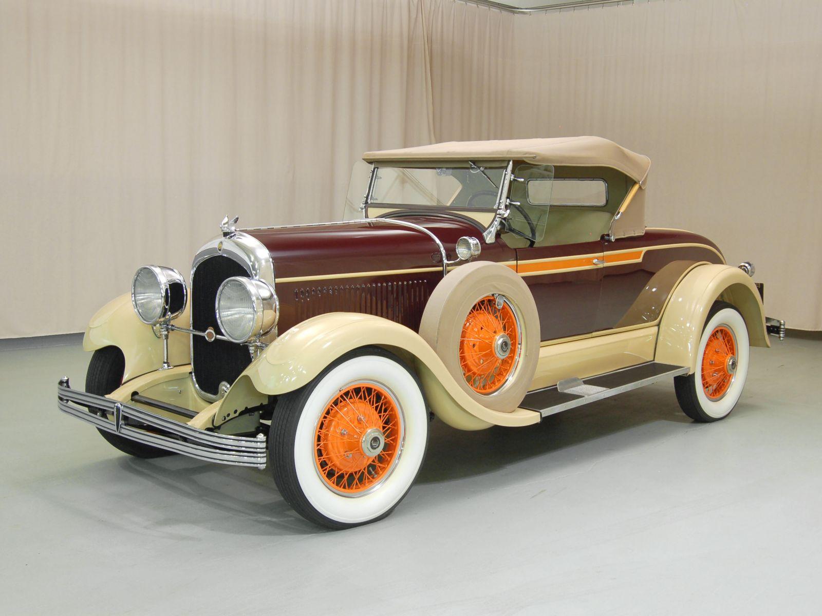 1928 Chrysler Series 72 Roadster