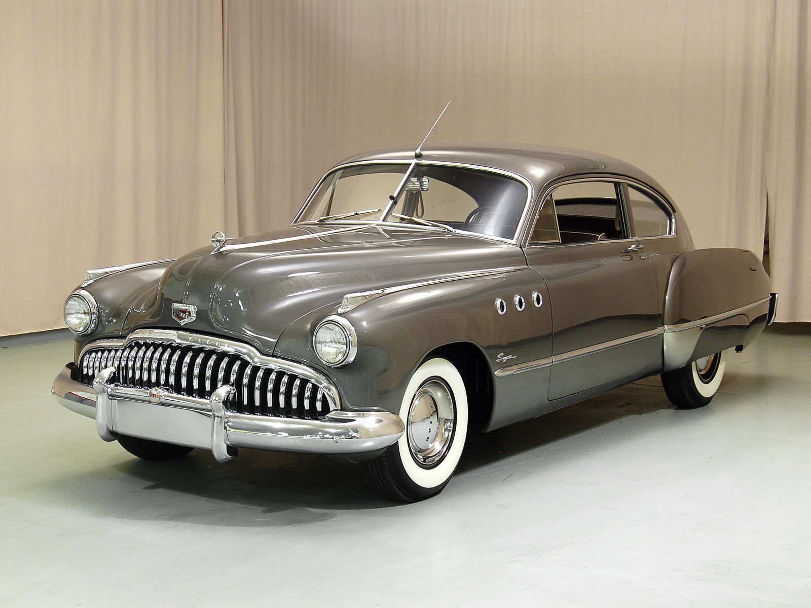 1949 buick sedanette hyman ltd classic cars. Black Bedroom Furniture Sets. Home Design Ideas