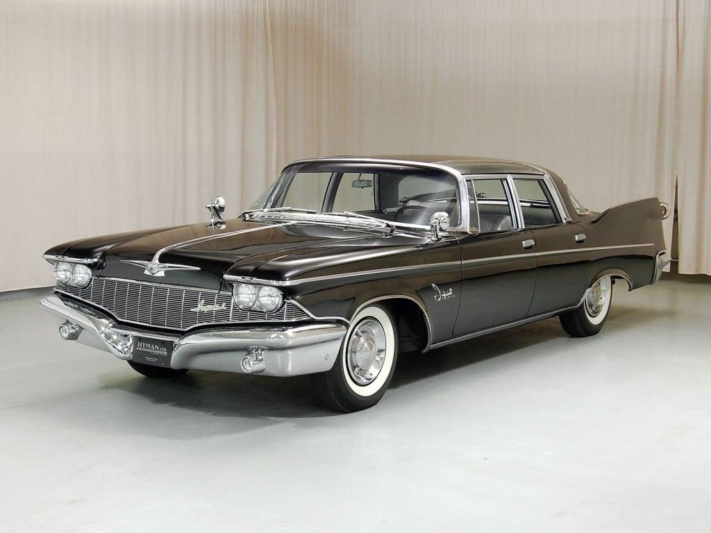 Hershey Car Show >> 1960 Chrysler Imperial | Classic Cars | Hyman LTD