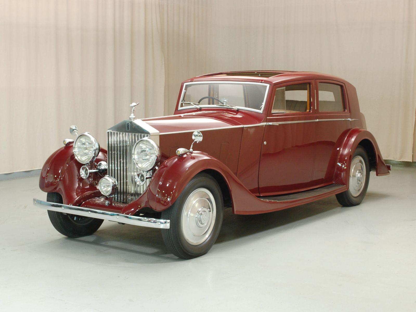 1937 Rolls Royce 25 30