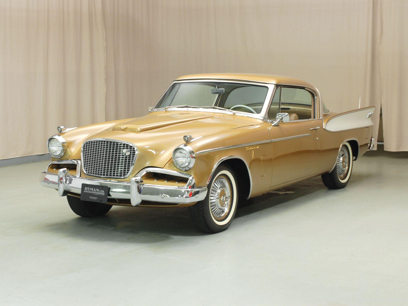 1957 Studebaker Golden Hawk Hyman Ltd