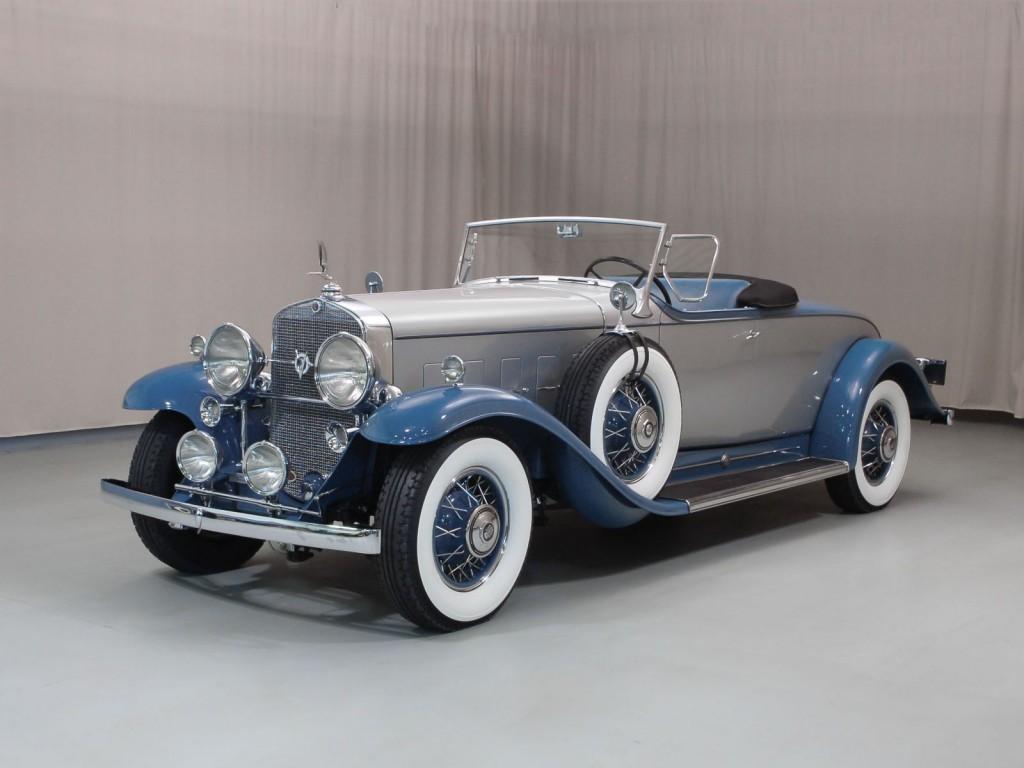 1931 cadillac 370a v12 hyman ltd classic cars. Black Bedroom Furniture Sets. Home Design Ideas