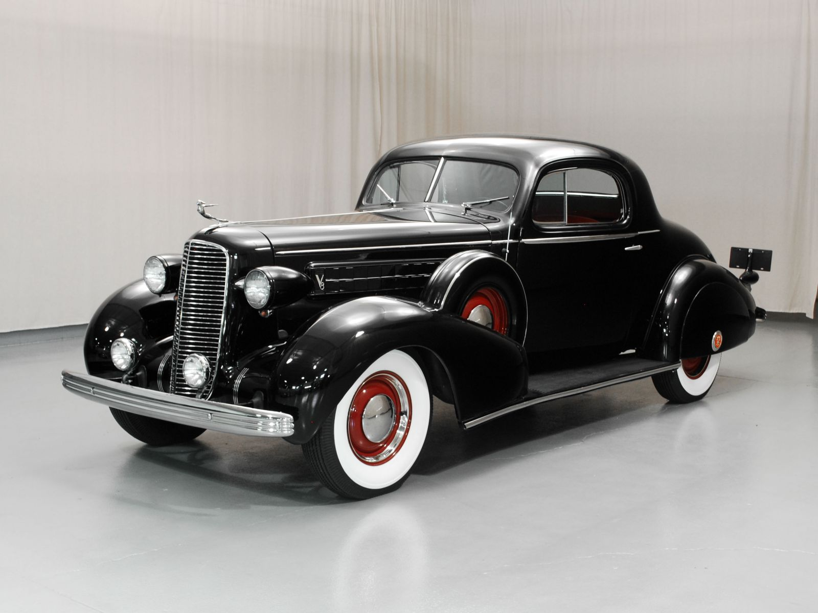 Fisher Auto Sales >> 1936 Cadillac Coupe | Classic Cars | Hyman LTD