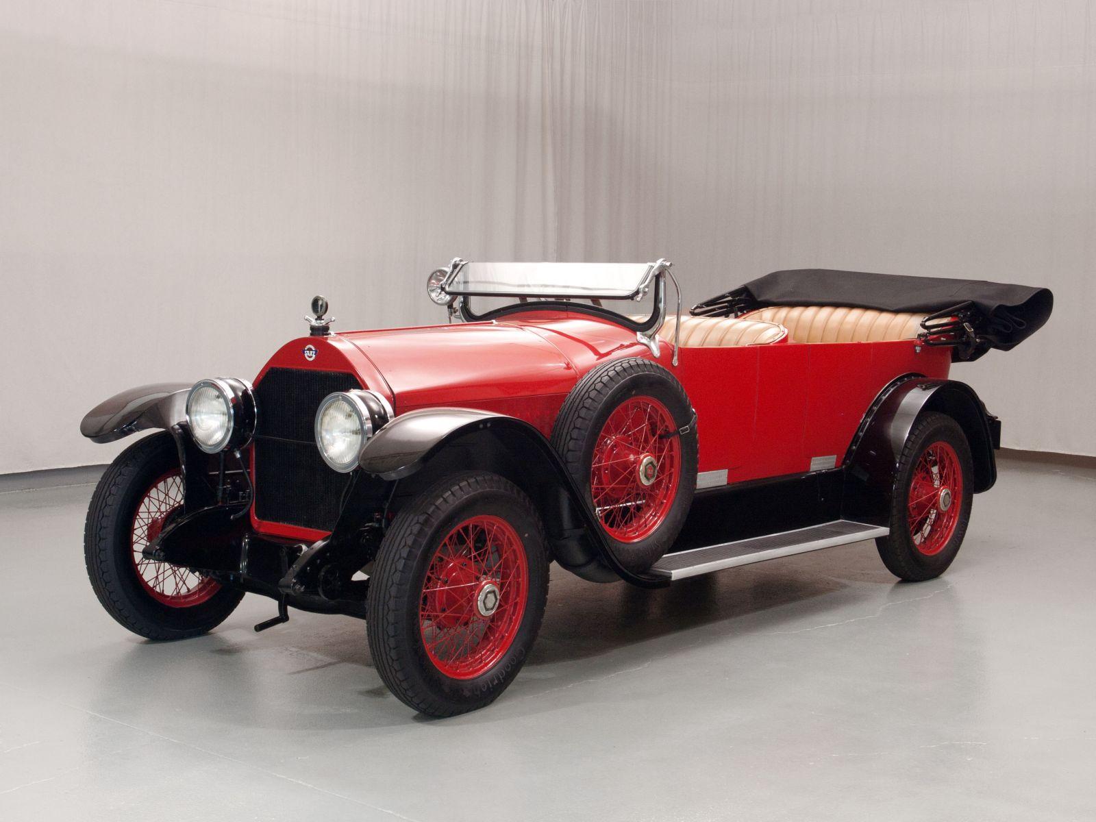 1920 Stutz Model H Seven Passenger Touring   Hyman Ltd. Classic Cars