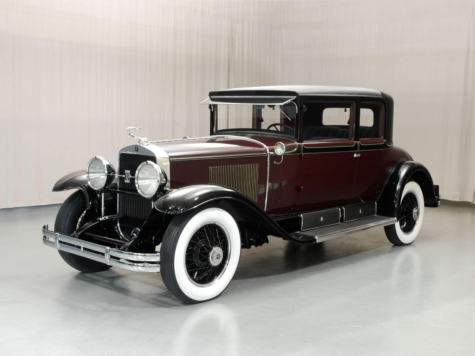 1928 Cadillac Classic Cars Hyman Ltd