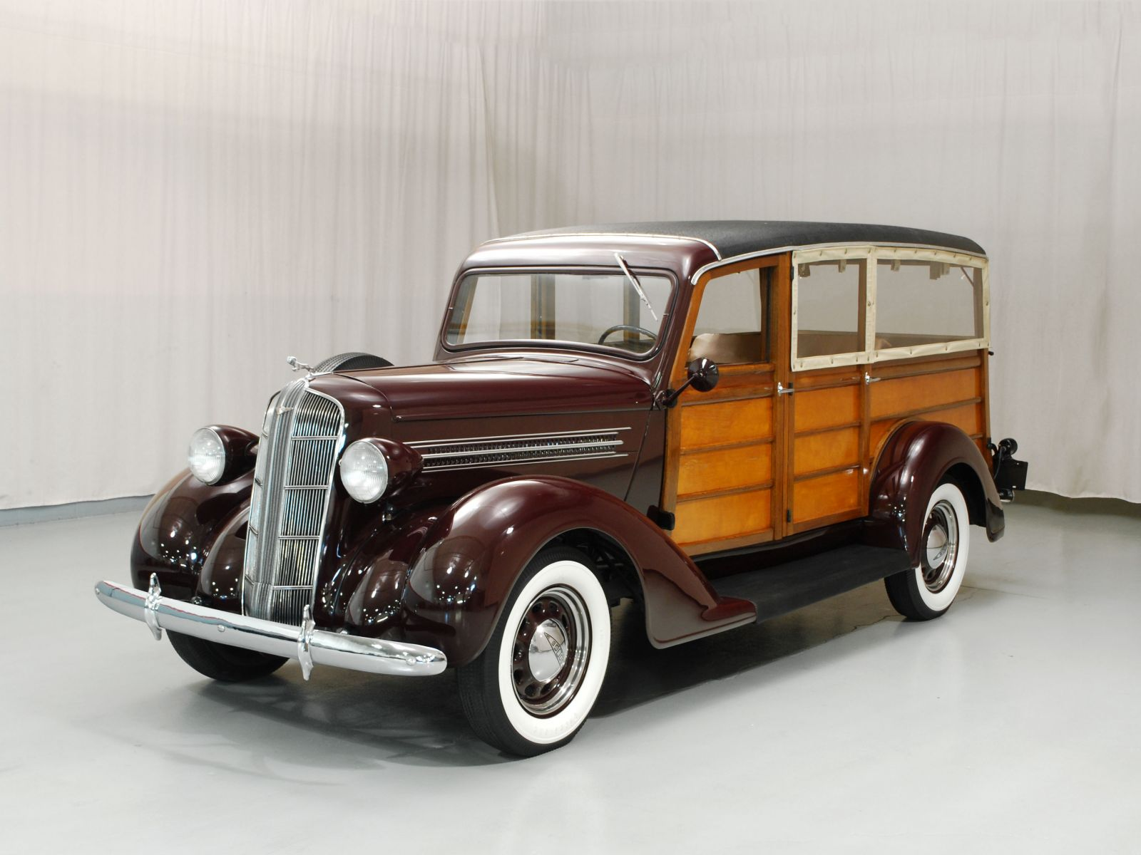 1936 Dodge Woody Wagon Hyman Ltd Classic Cars