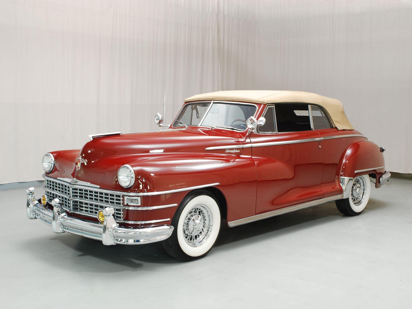 1947 Chrysler Windsor | Hyman Ltd. Classic Cars