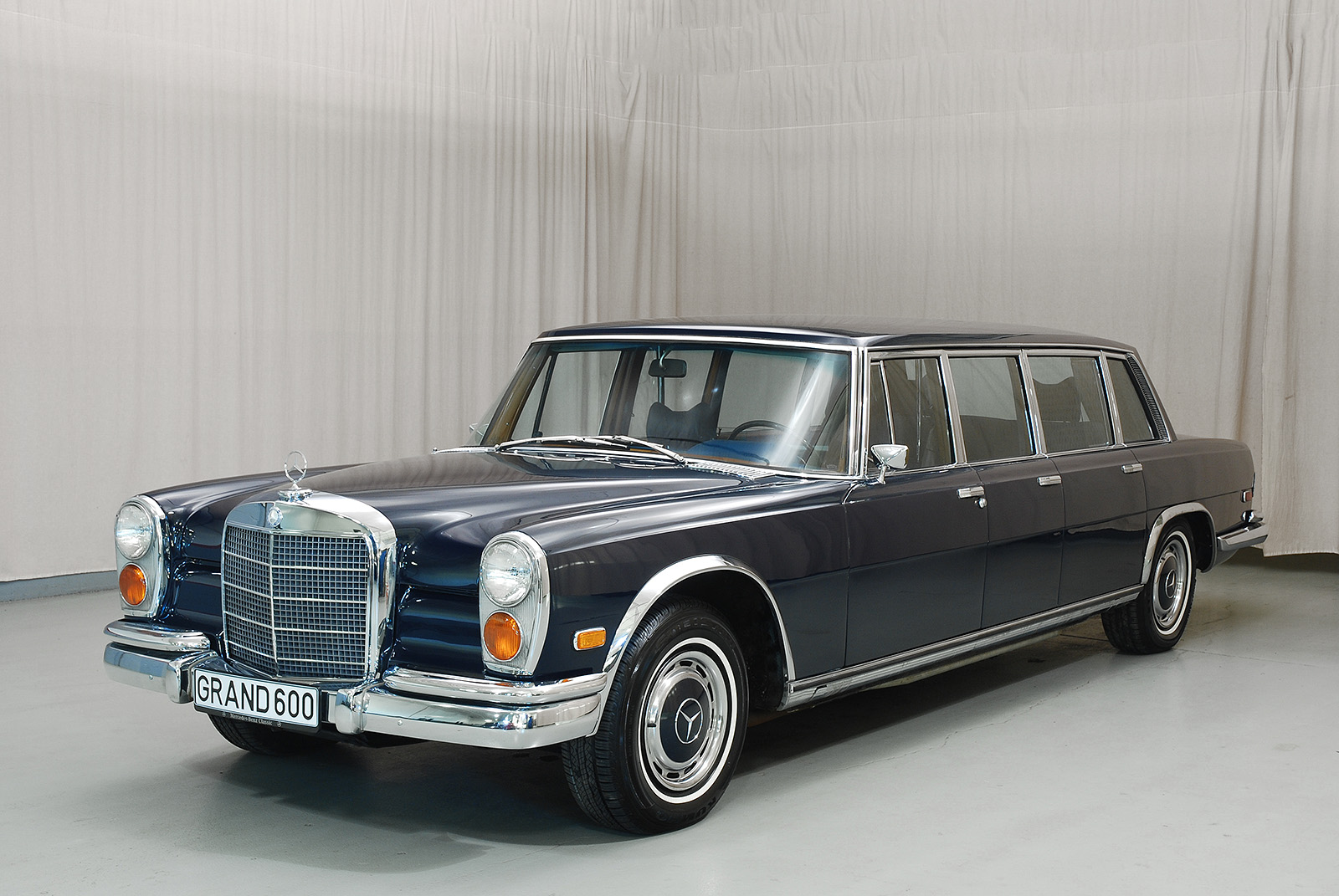 1970 mercedes benz 600 6 door pullman hyman ltd classic cars. Black Bedroom Furniture Sets. Home Design Ideas