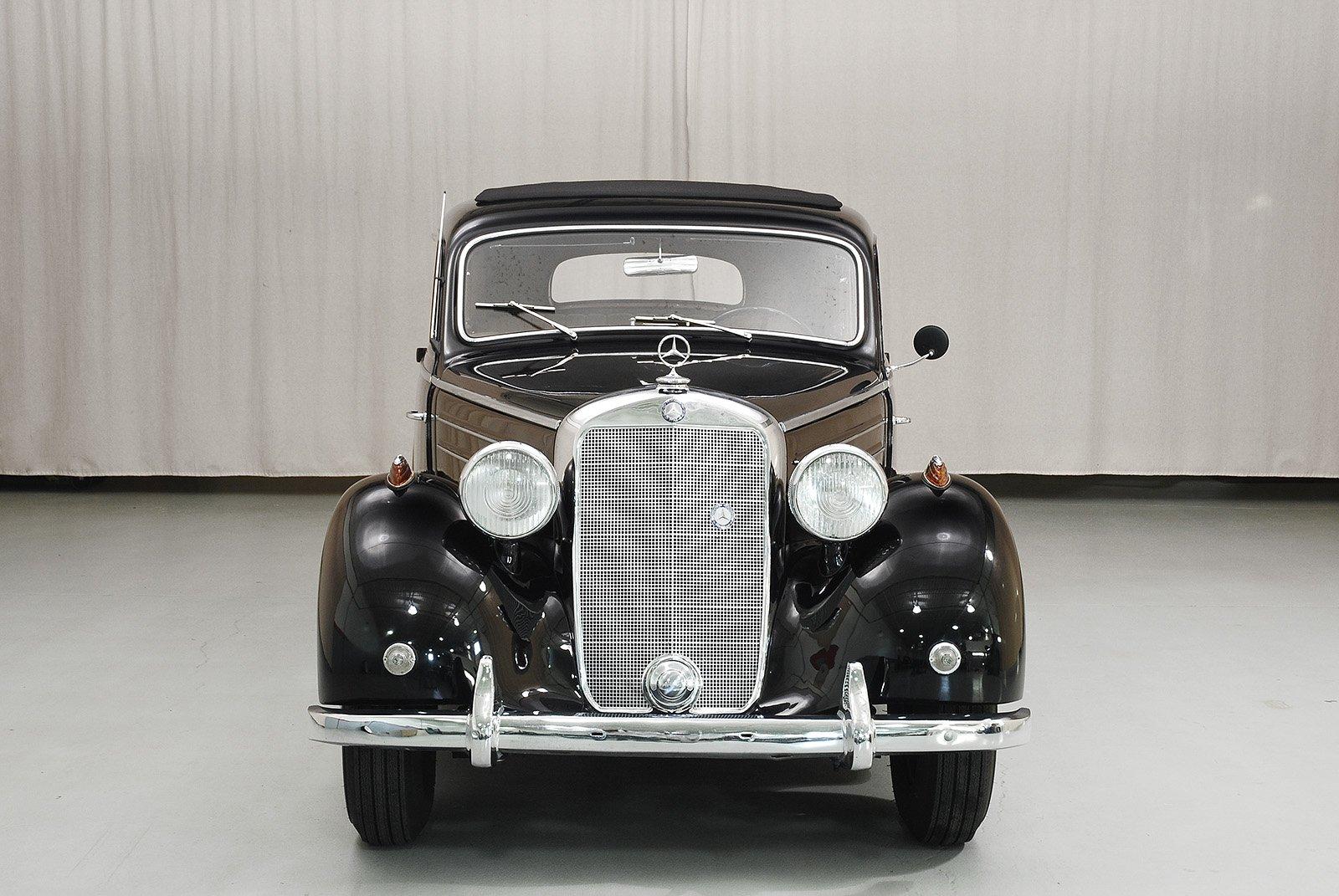 1950 Mercedes-Benz 170S Sedan | Hyman Ltd.