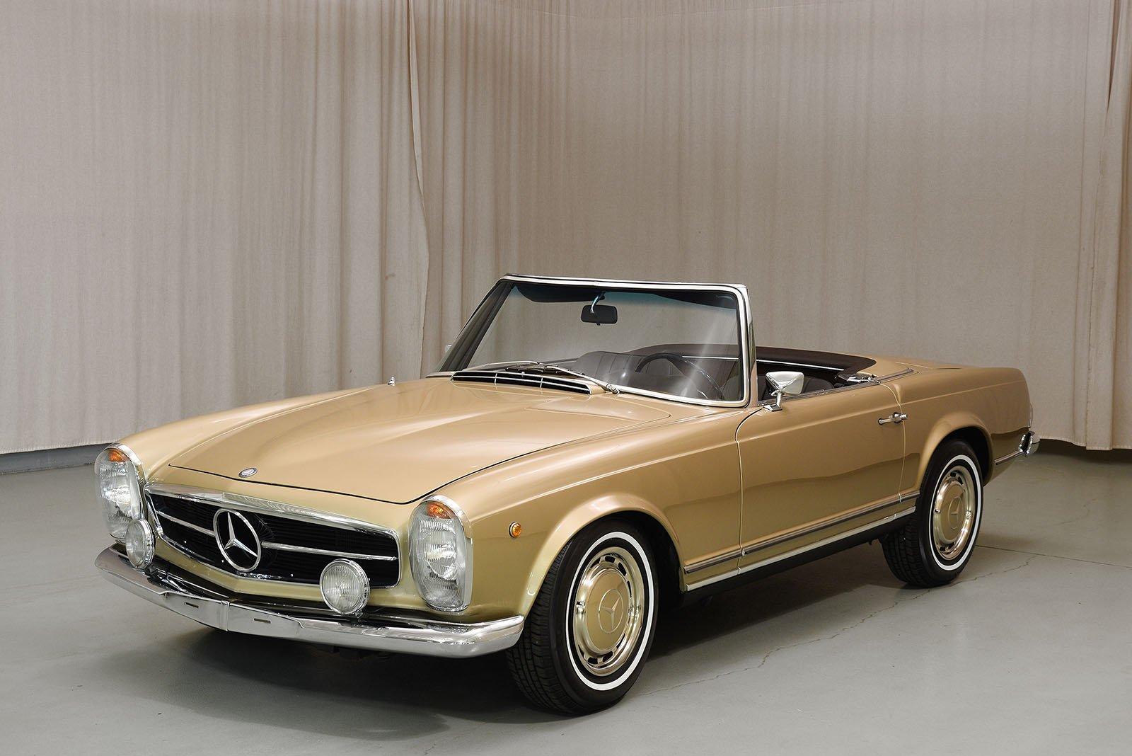 Comvertible Classic Cars