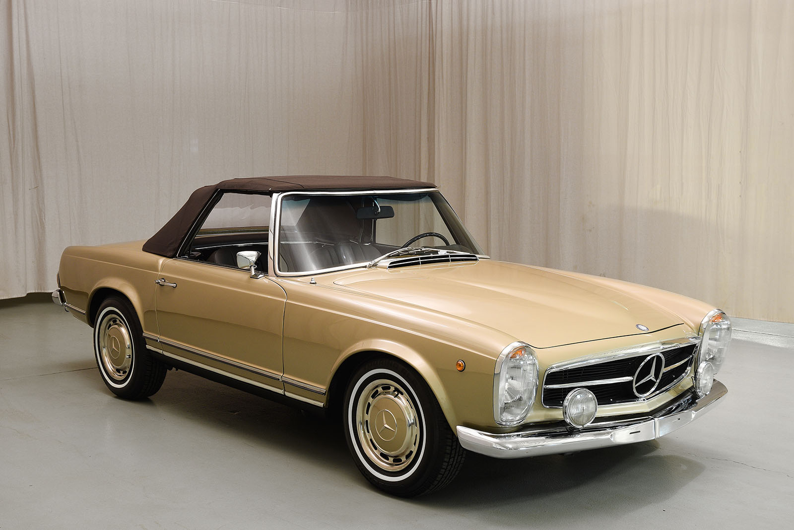 1969 Mercedes Benz 280sl Convertible Hyman Ltd Classic Cars