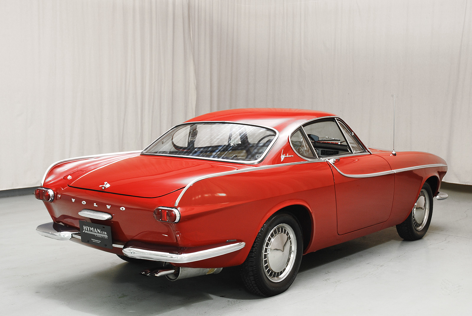 1961 volvo p1800 coupe hyman ltd classic cars. Black Bedroom Furniture Sets. Home Design Ideas