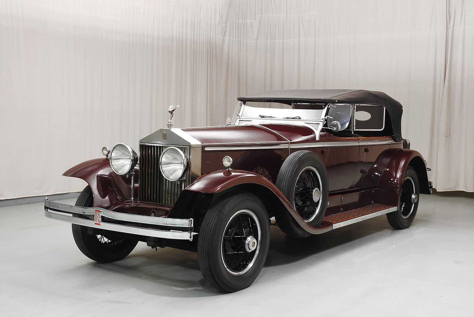 1929 RollsRoyce Phantom I Ascot Touring