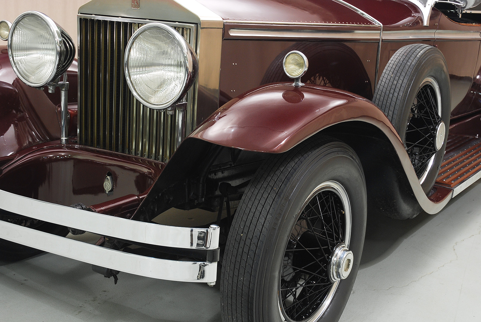 1929 Rolls Royce Phantom I Ascot Touring Hyman Ltd