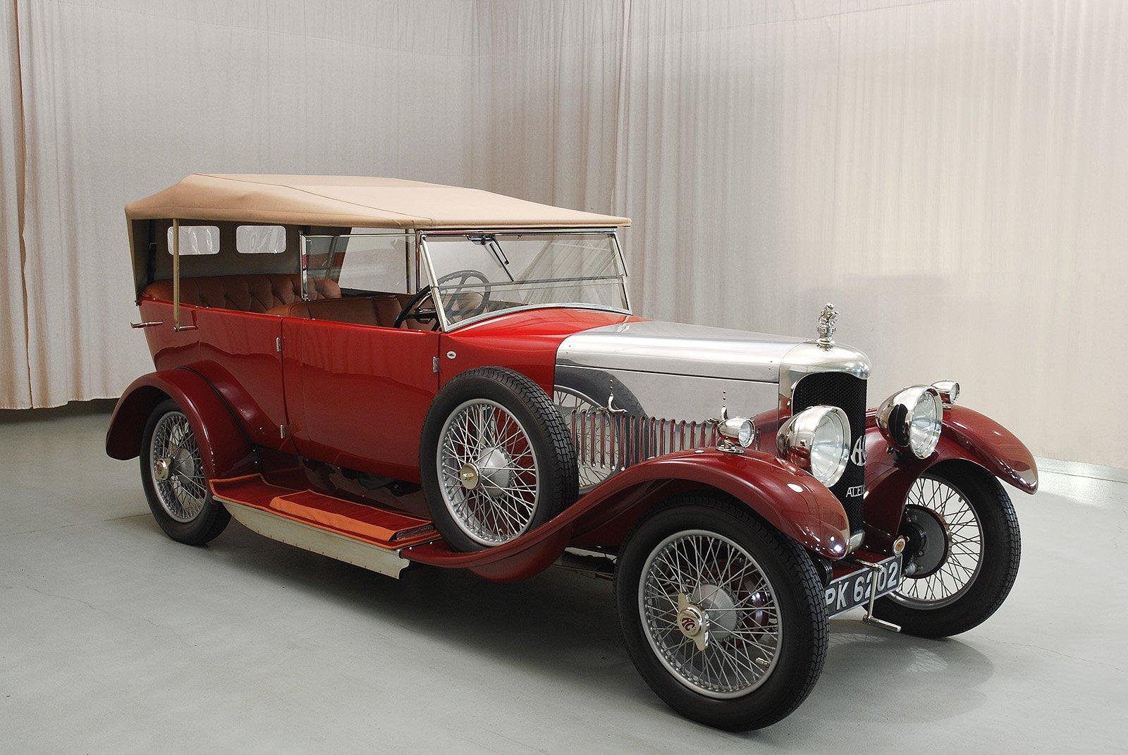 West 40 Auto Sales >> 1929 AC Acedes-Magna Tourer | Hyman Ltd.