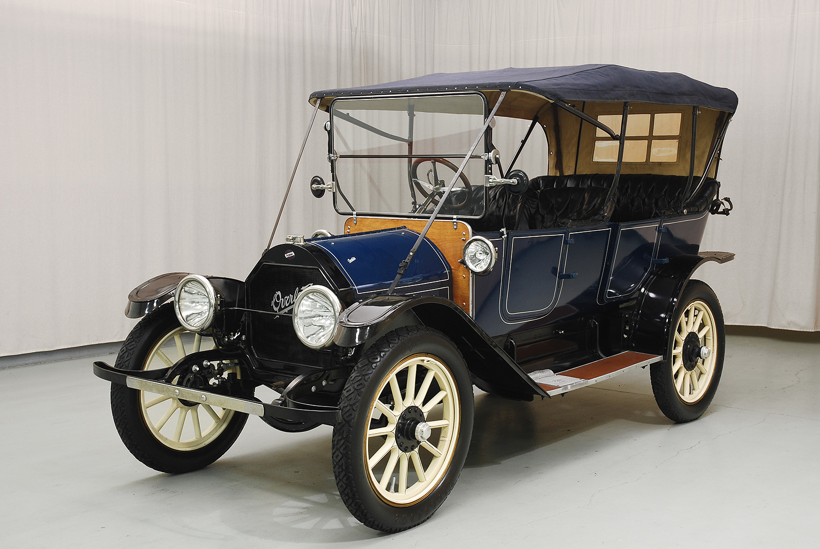 1913 overland model 69 touring hyman ltd classic cars