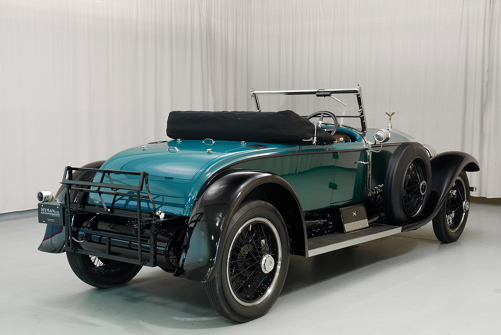 Rolls Royce Silver Ghost >> 1925 Rolls-Royce Silver Ghost Piccadilly Roadster | Hyman Ltd.
