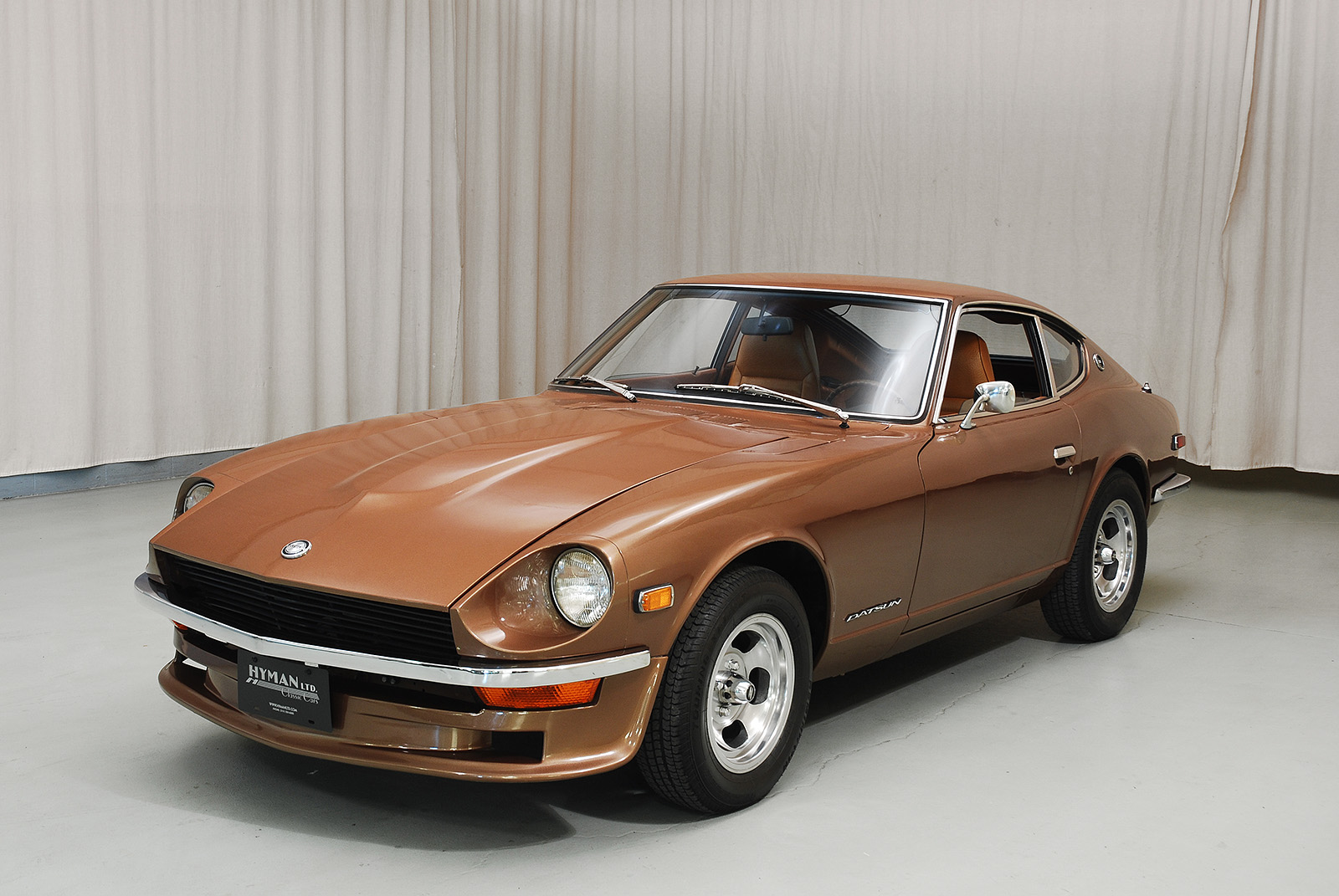 1973 datsun 240z hyman ltd classic cars. Black Bedroom Furniture Sets. Home Design Ideas