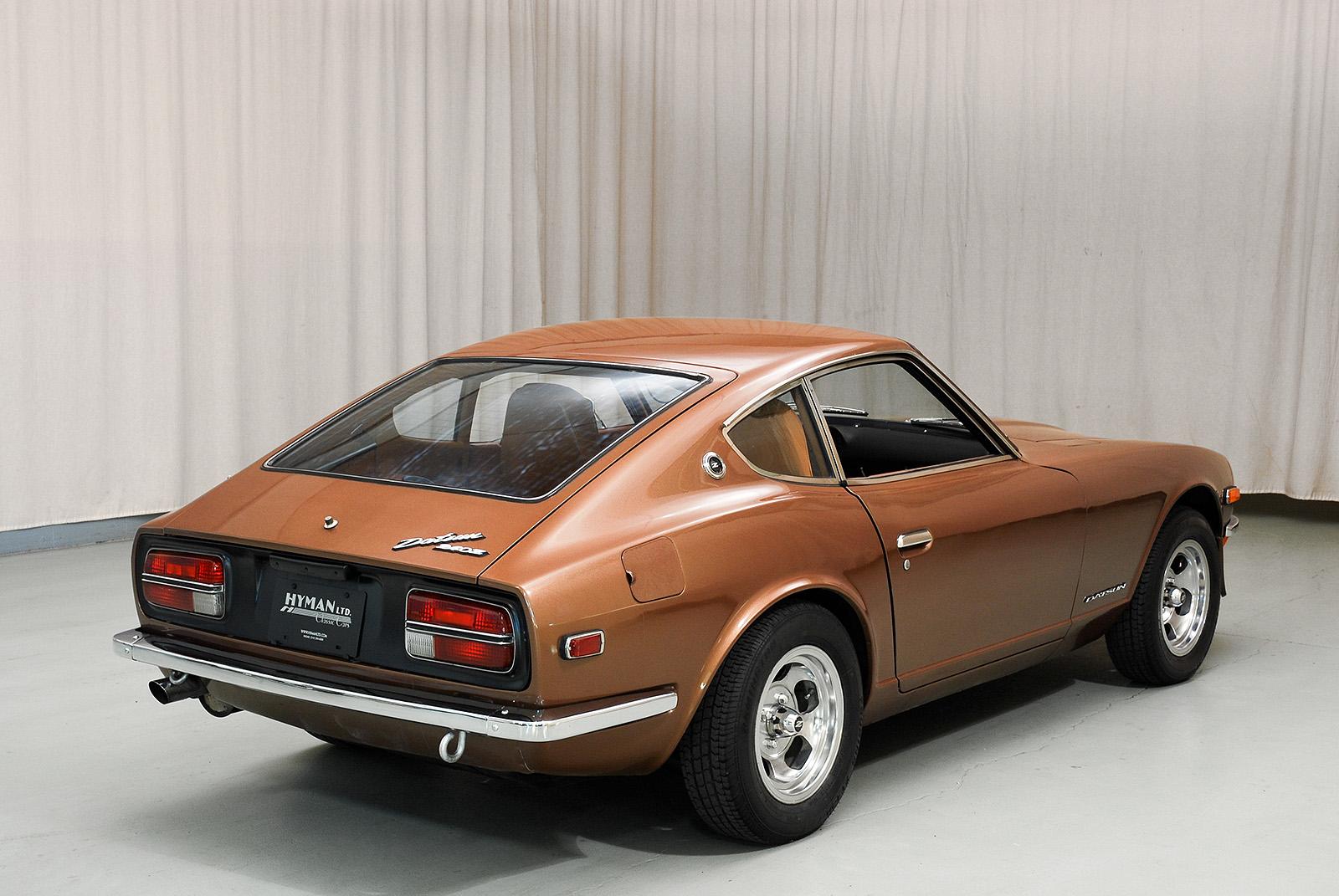 Classic Datsun Sports Cars