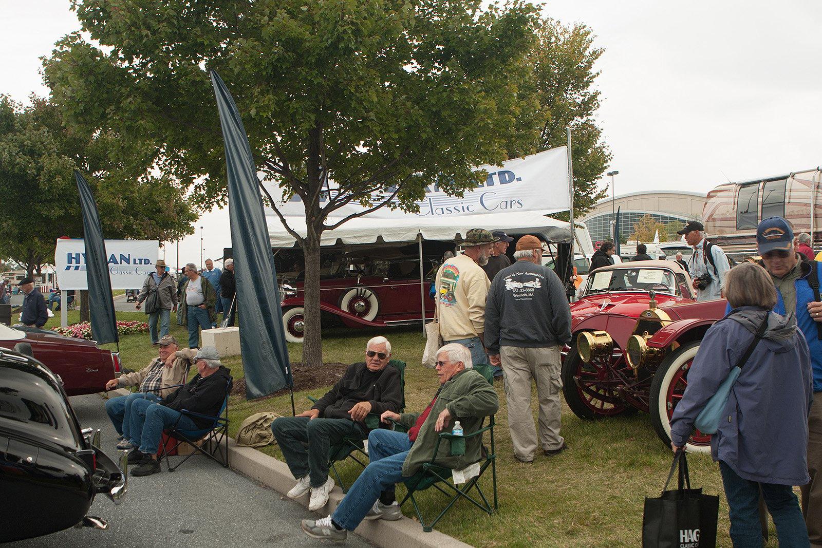 Hershey 2014 | Hyman Ltd. Classic Cars