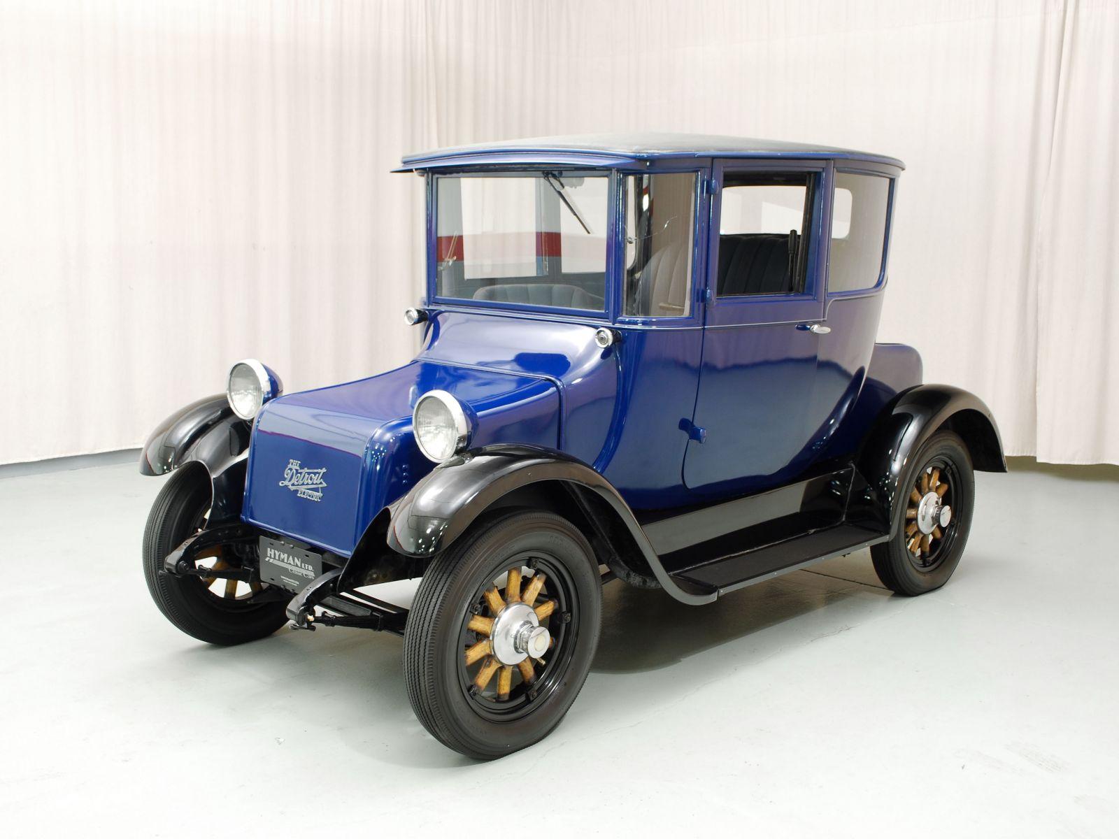 1930 Detroit Electric | Hyman Ltd. Classic Cars
