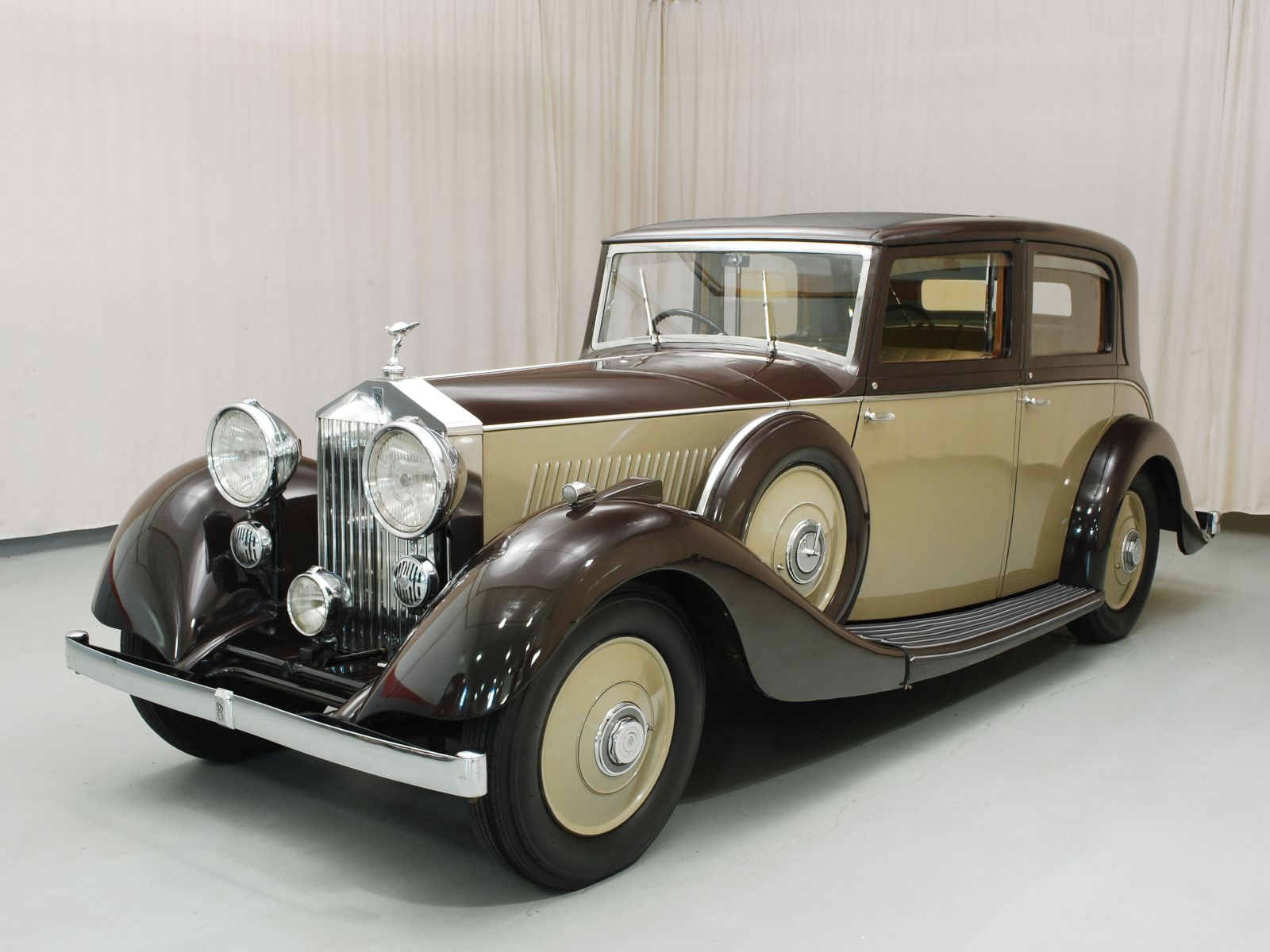 Buying Selling Cars >> 1934 Rolls-Royce