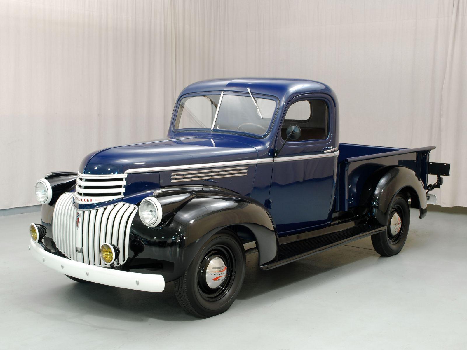 1942 Chevrolet Pick Up Classic Cars Hyman Ltd