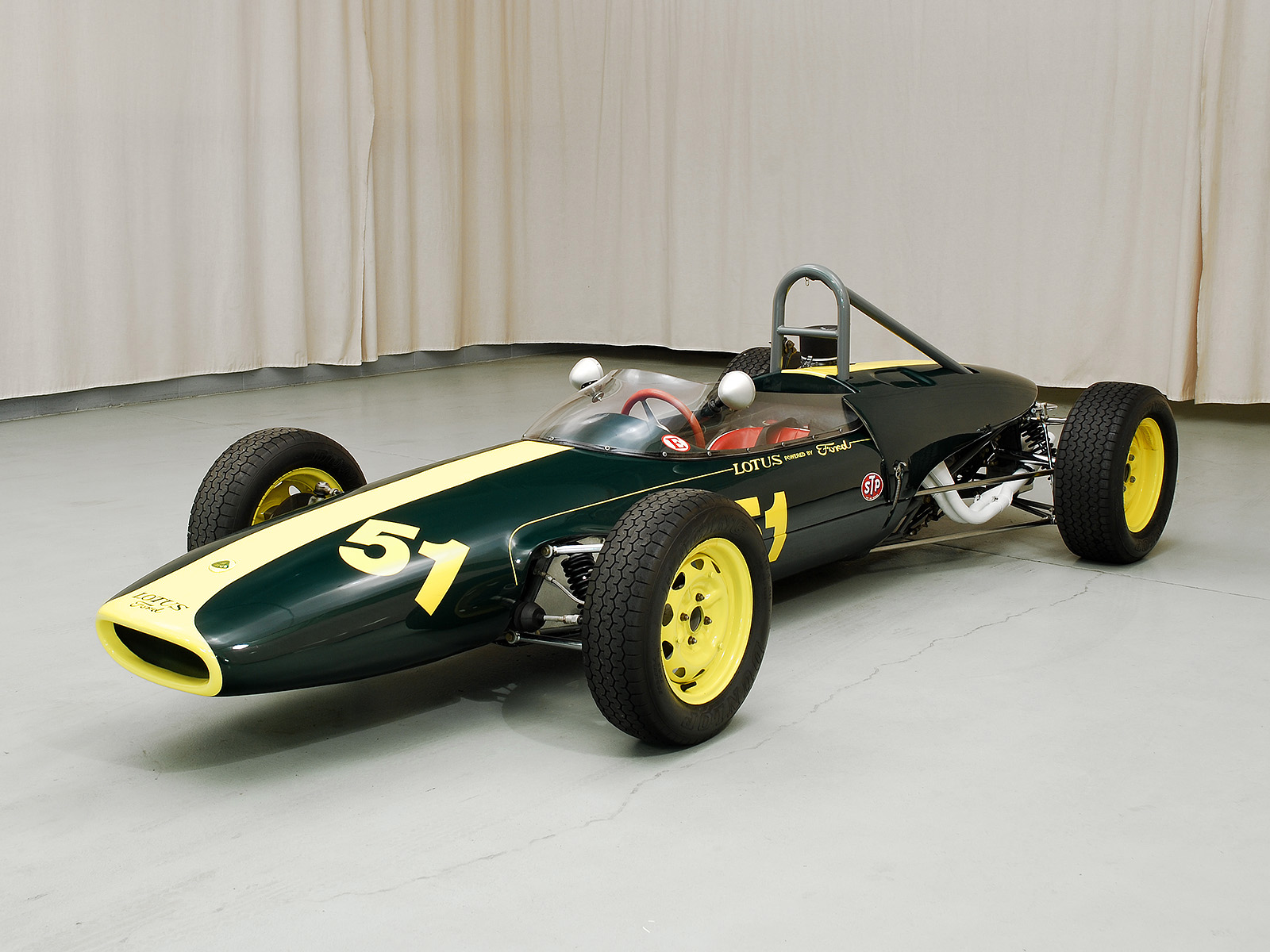 1968 Lotus Type 51   Hyman Ltd. Classic Cars