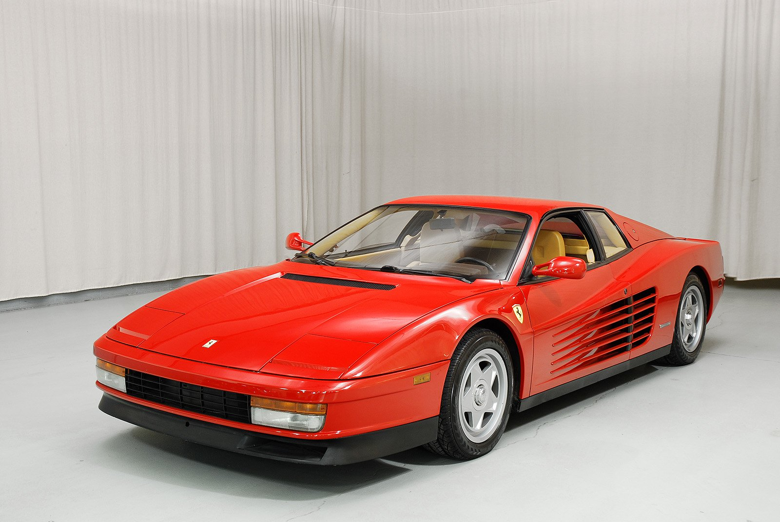 Image Result For  Ferrari Testarossa