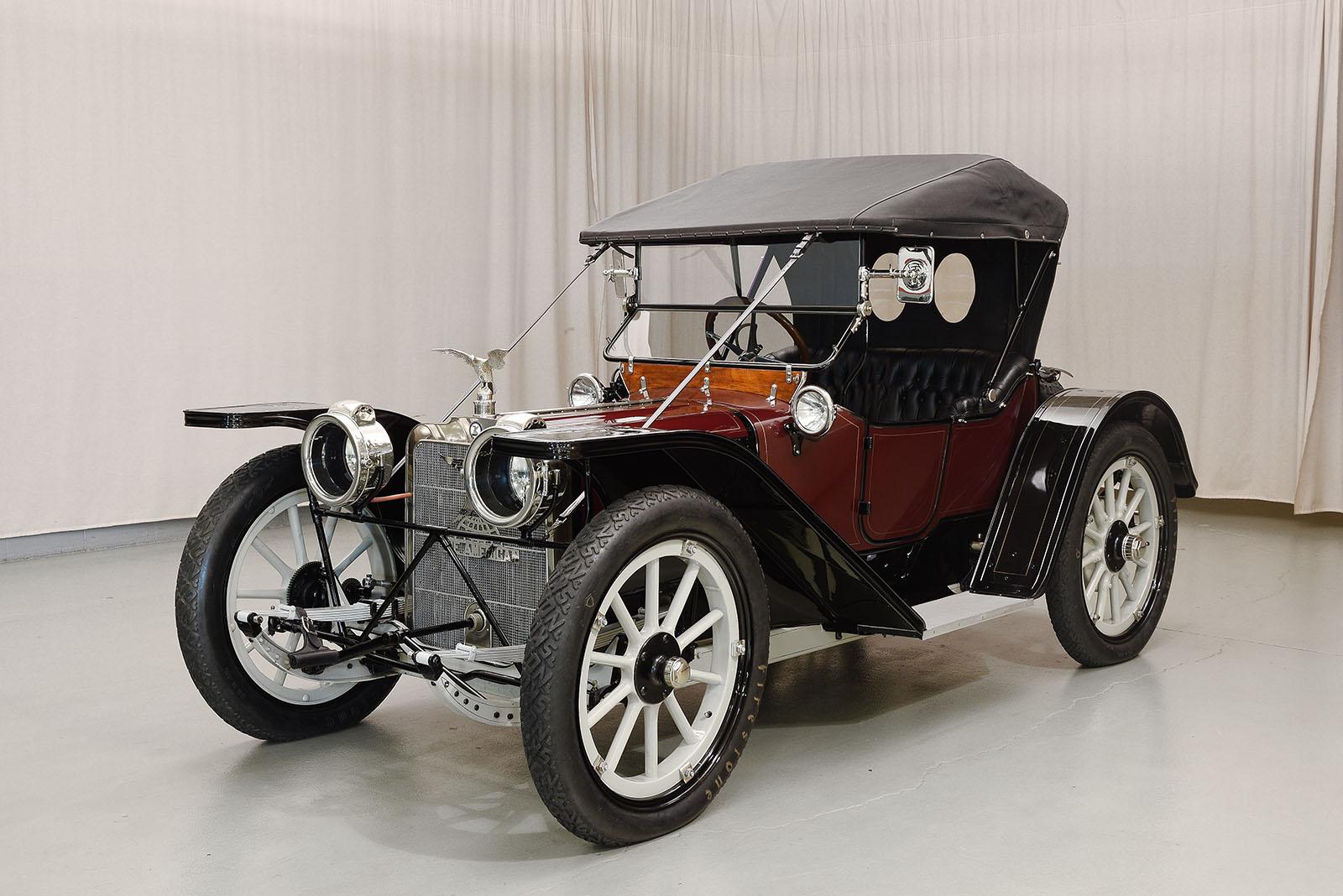 1913 American Underslung Scout Roadster   Hyman Ltd. Classic Cars