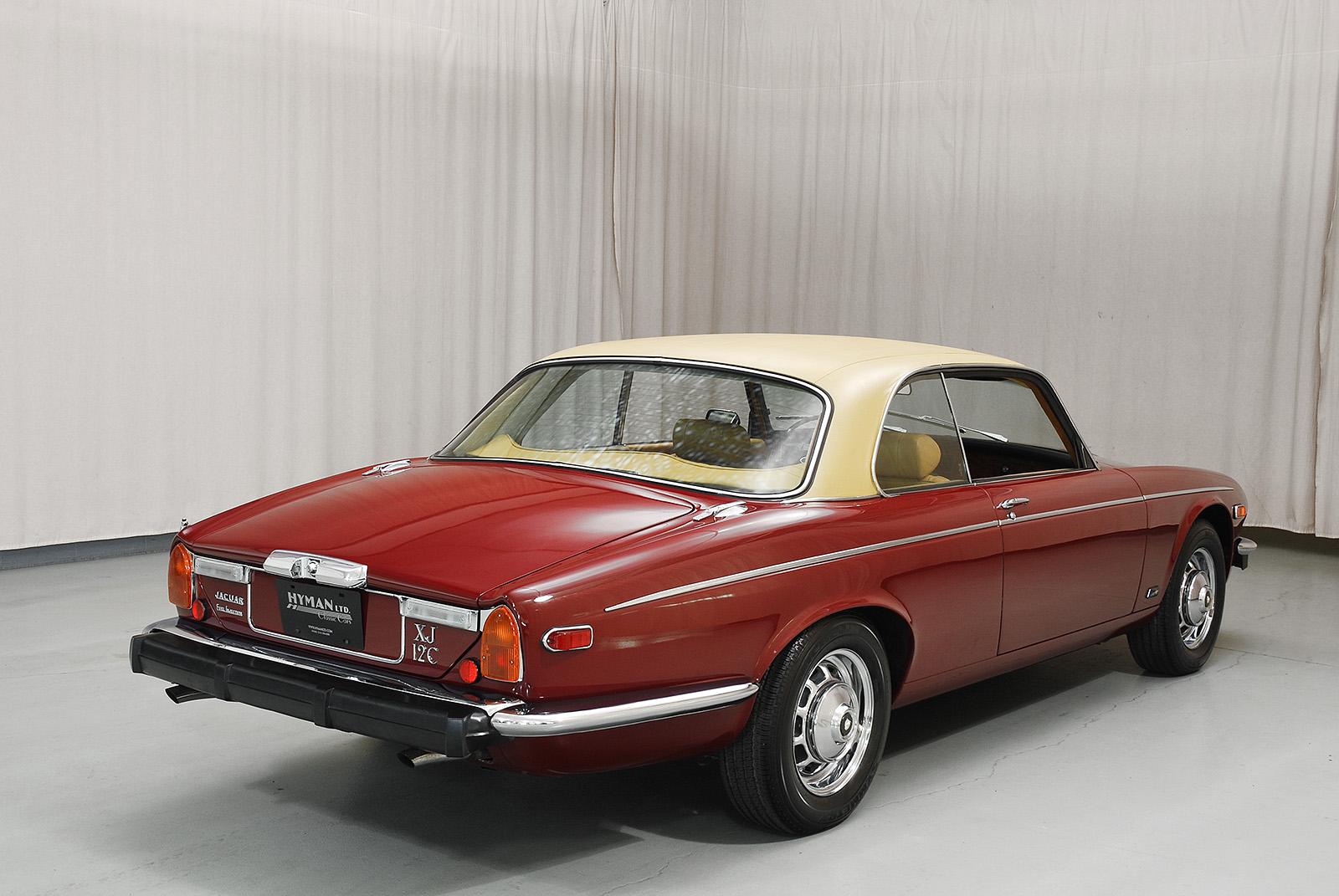1975 Jaguar XJ12C Coupe Sold by Hyman LTD   Classic Cars