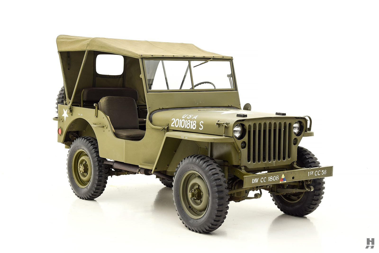 Austin, Bantam, and Willys: Birth of the Jeep
