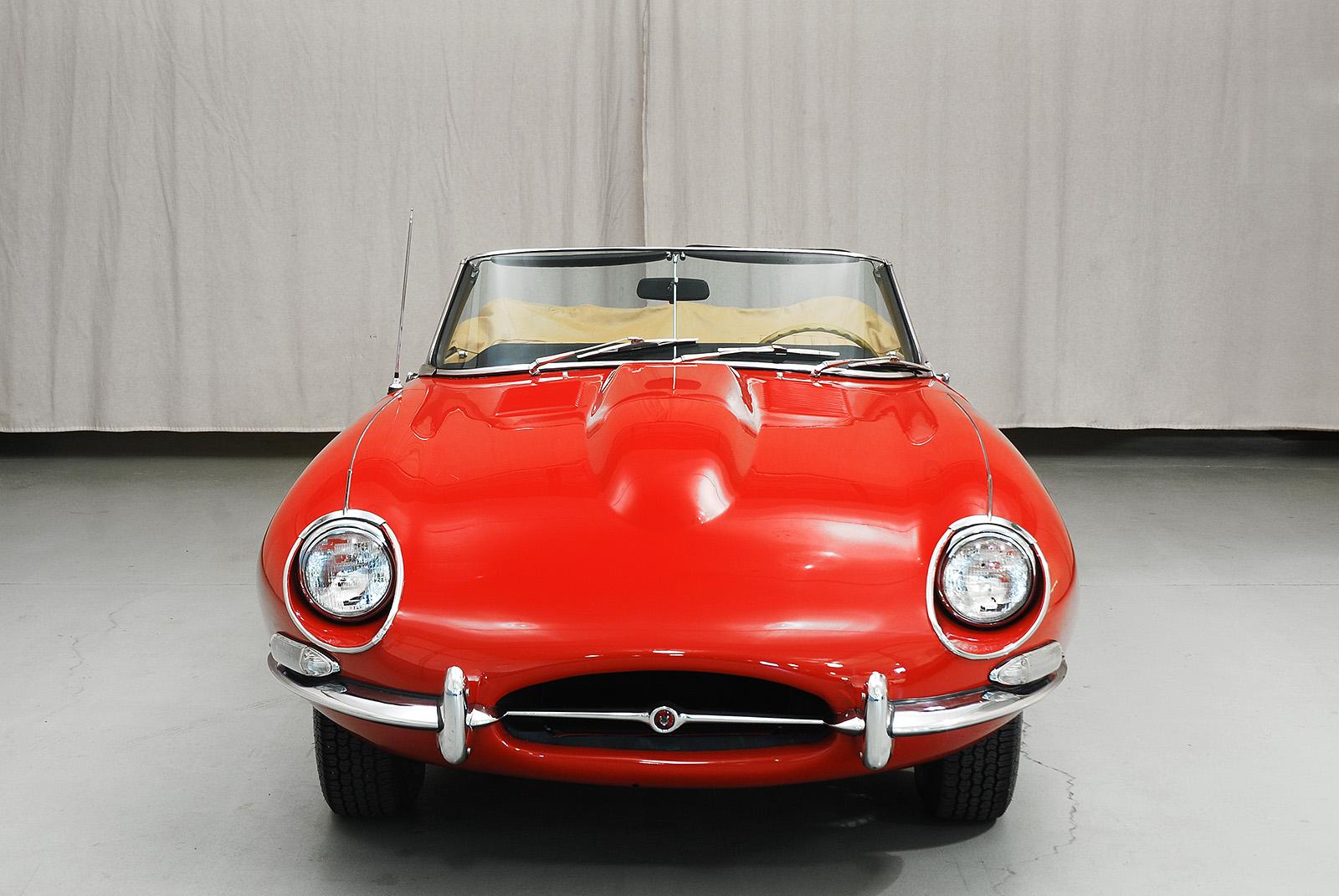 1968 Jaguar Xke Roadster Hyman Ltd