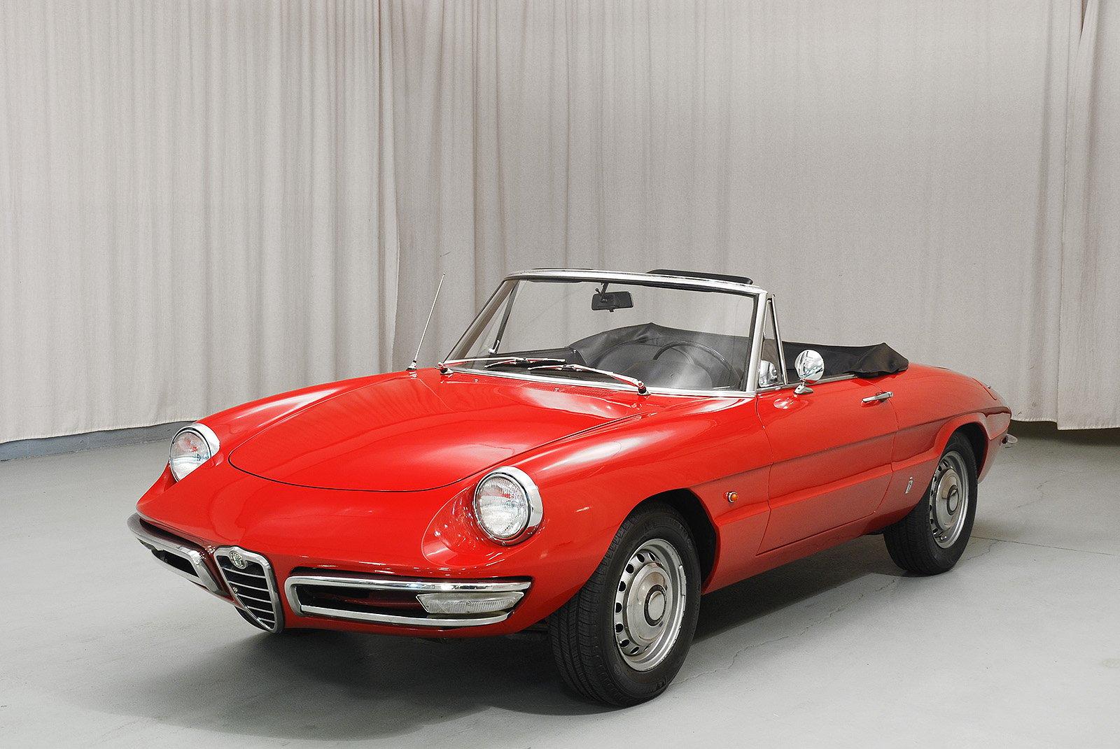 1967 Alfa Romeo Duetto Conv | Hyman Ltd. Classic Cars