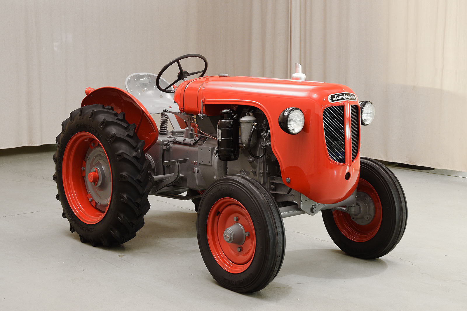 Tractor From Cars : Lamborghini dl tractor hyman ltd classic cars