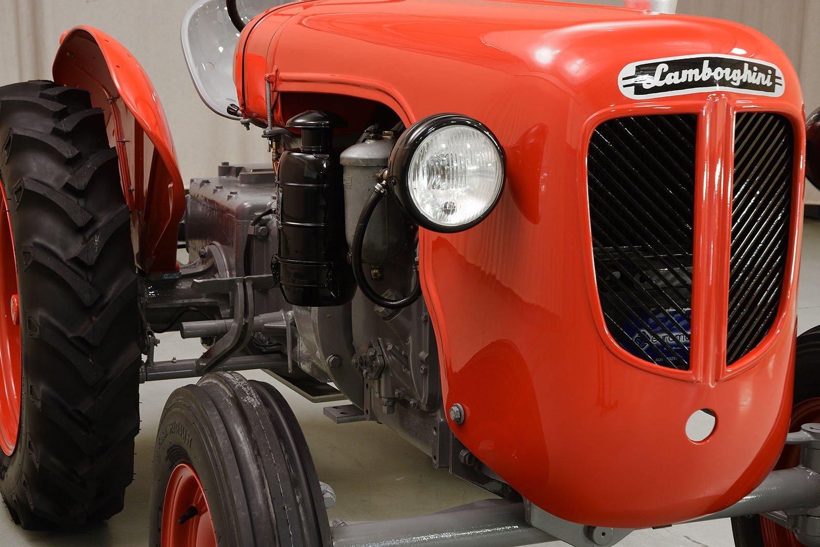 1955 Lamborghini DL 25 Tractor Hyman Ltd Classic Cars