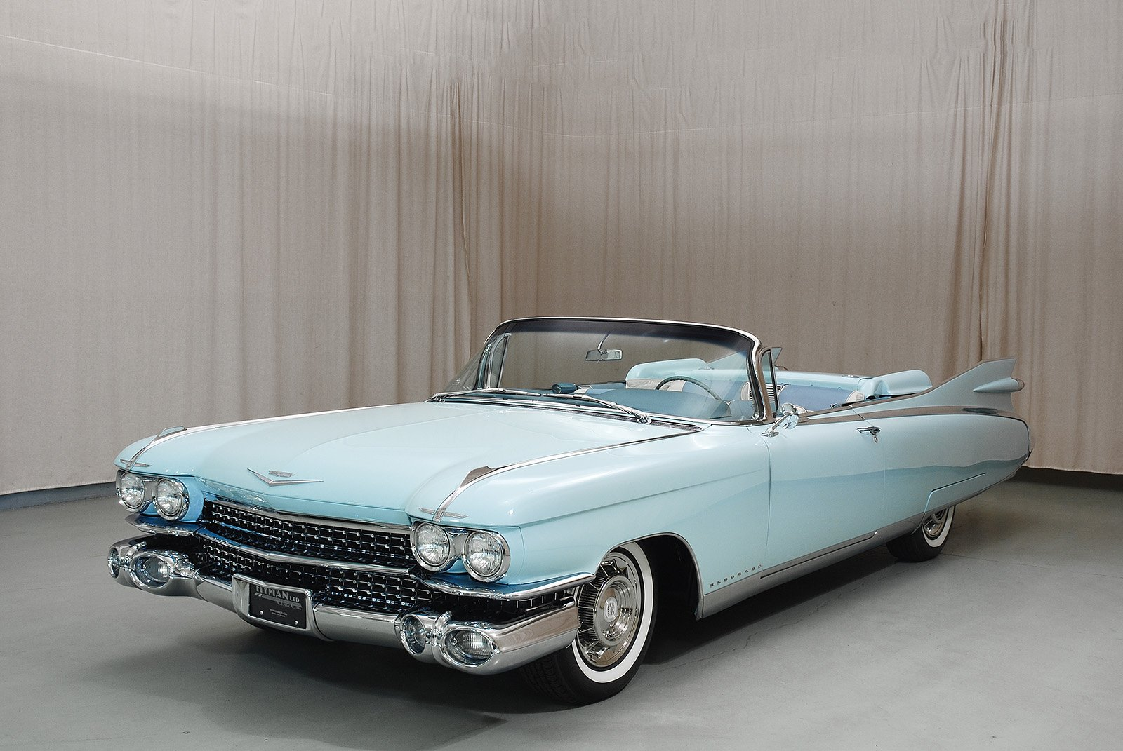 1959 Cadillac Eldorado Biarritz Convertible Hyman Ltd