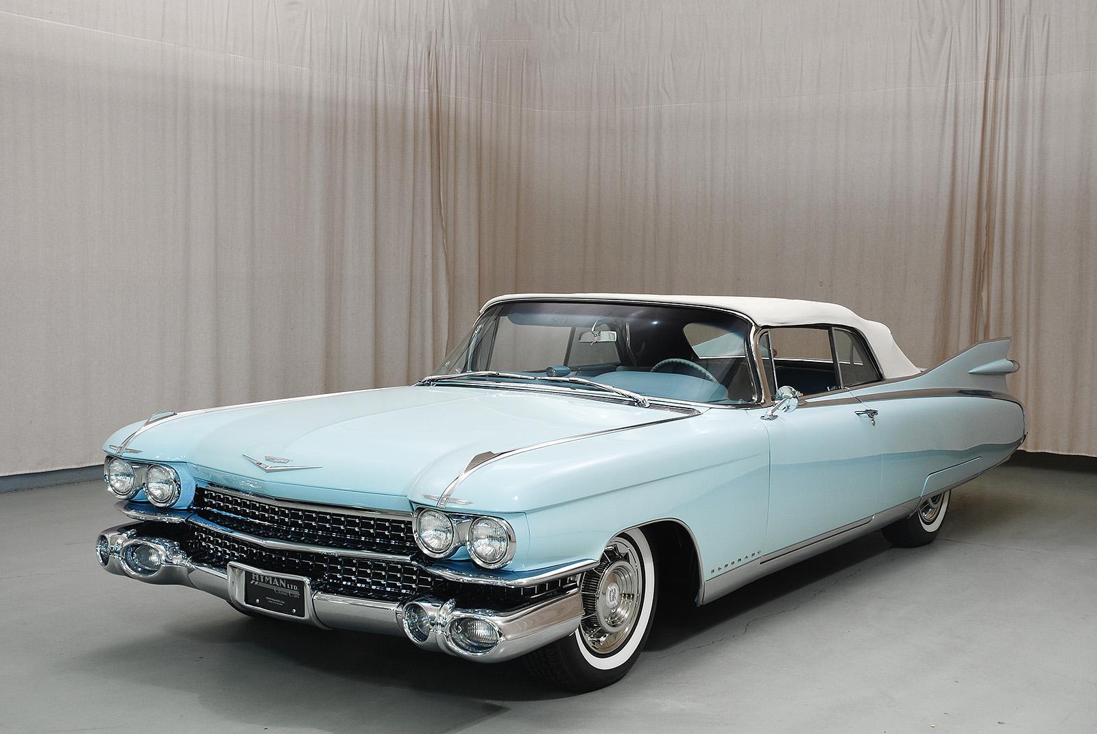 Cadillac Eldorado 2015 >> 1959 Cadillac Eldorado Biarritz Convertible | Hyman Ltd. Classic Cars