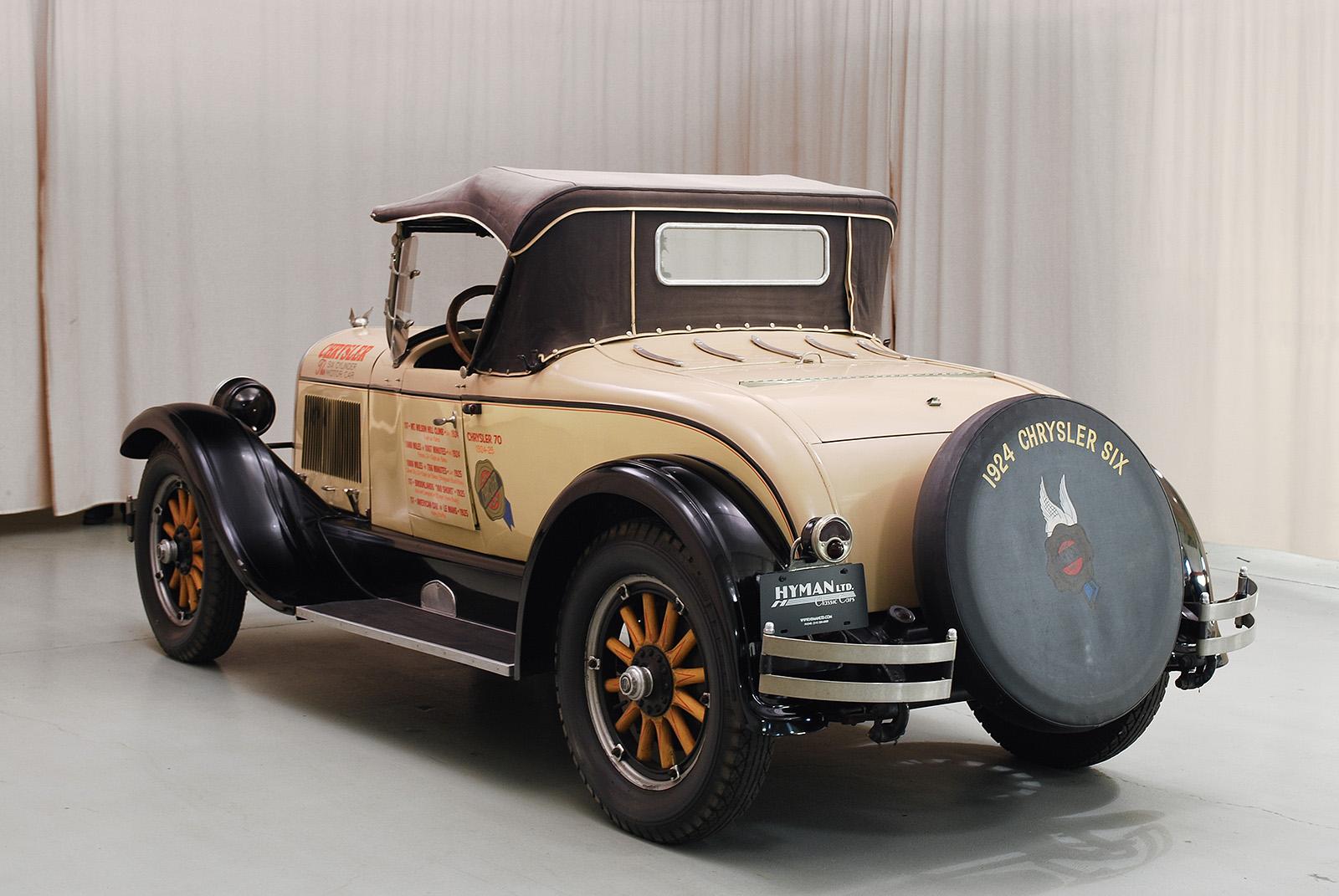 1925 Chrysler 70 Roadster | Hyman Ltd. Classic Cars