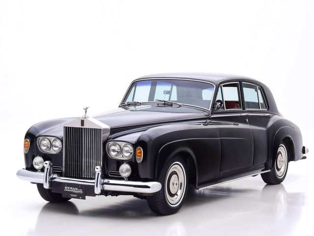 1965 Rolls-Royce Silver Cloud III Saloon Classic Car For Sale | Buy 1965 Rolls-Royce Silver Cloud III Saloon at Hyman LTD