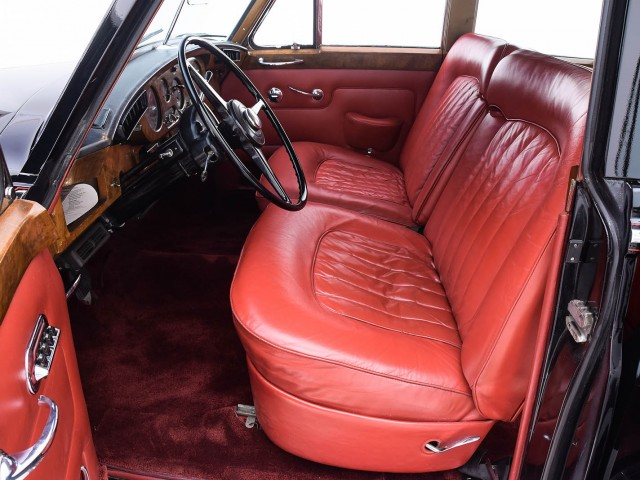 1965 Rolls-Royce Silver Cloud III Saloon Classic Car For Sale | Buy 1965 Rolls-Royce Silver Cloud III Saloon at Hyman LTD