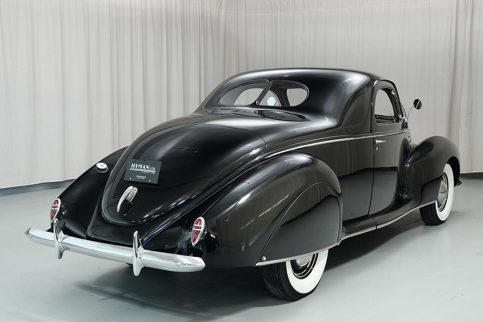 1939 lincoln zephyr coupe hyman ltd classic cars. Black Bedroom Furniture Sets. Home Design Ideas