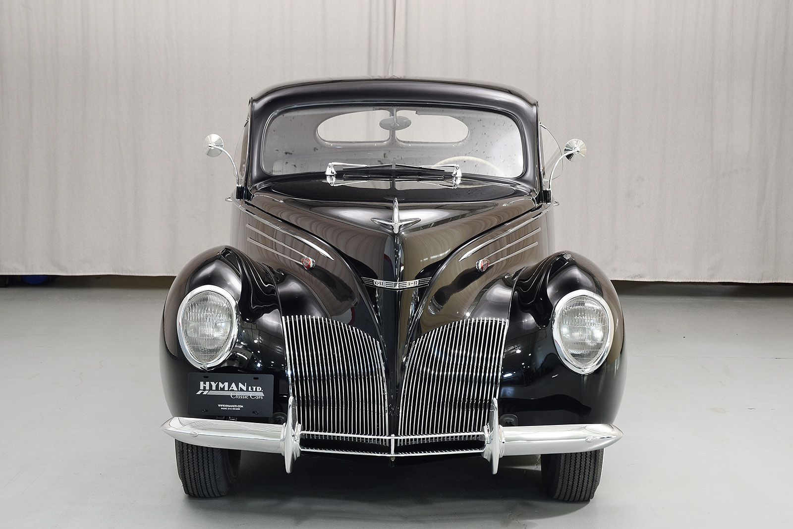 Lincoln Motor Company >> 1939 Lincoln Zephyr Coupe | Hyman Ltd.